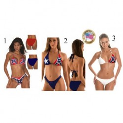 Confederate flag, Rebel Flag Bikinis