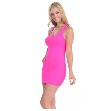 SEXY TANK DRESS- Also Plus Size